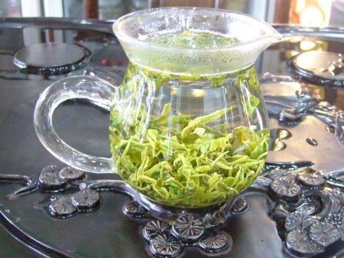 后村绿茶是什么?
