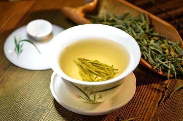 日照绿茶属于高纬度绿茶