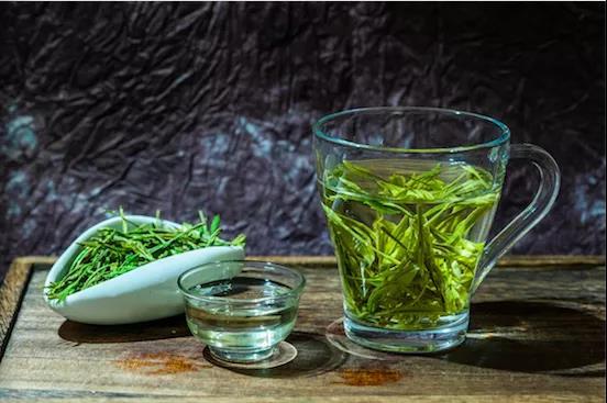 日照绿茶怎样喝最合适?